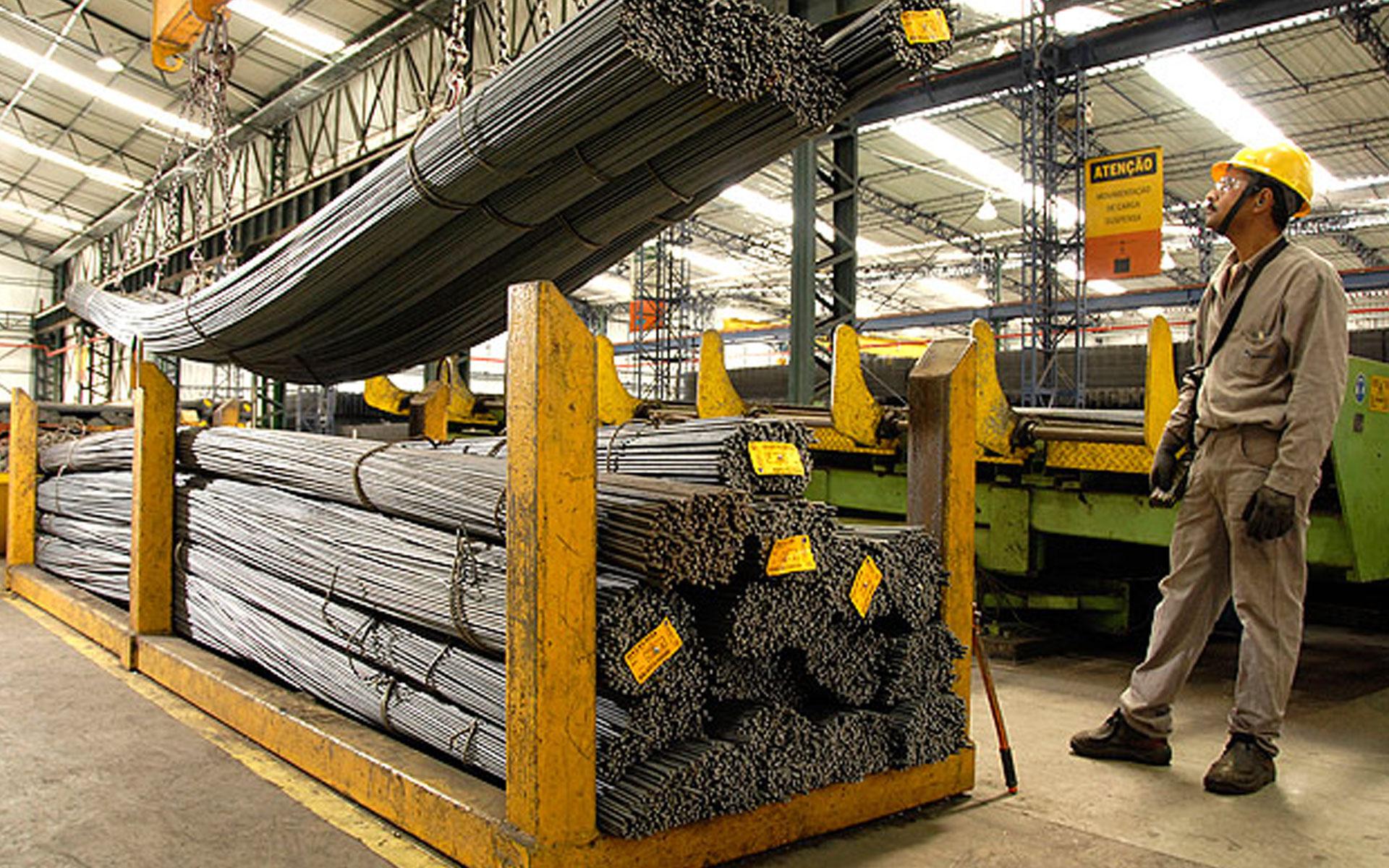 Ferros e Ferragens para Construção